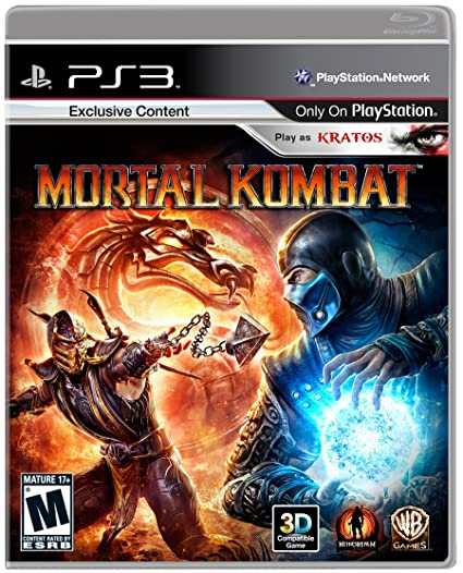 Warner Bros Mortal Kombat, PS3 - Juego (PS3, PlayStation 3 ...