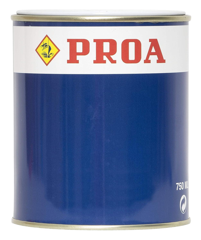 Proa. Pintura monocomponente para suelos y garajes., Verde Prado RAL 6001. 4 L Industrias Proa ST654T