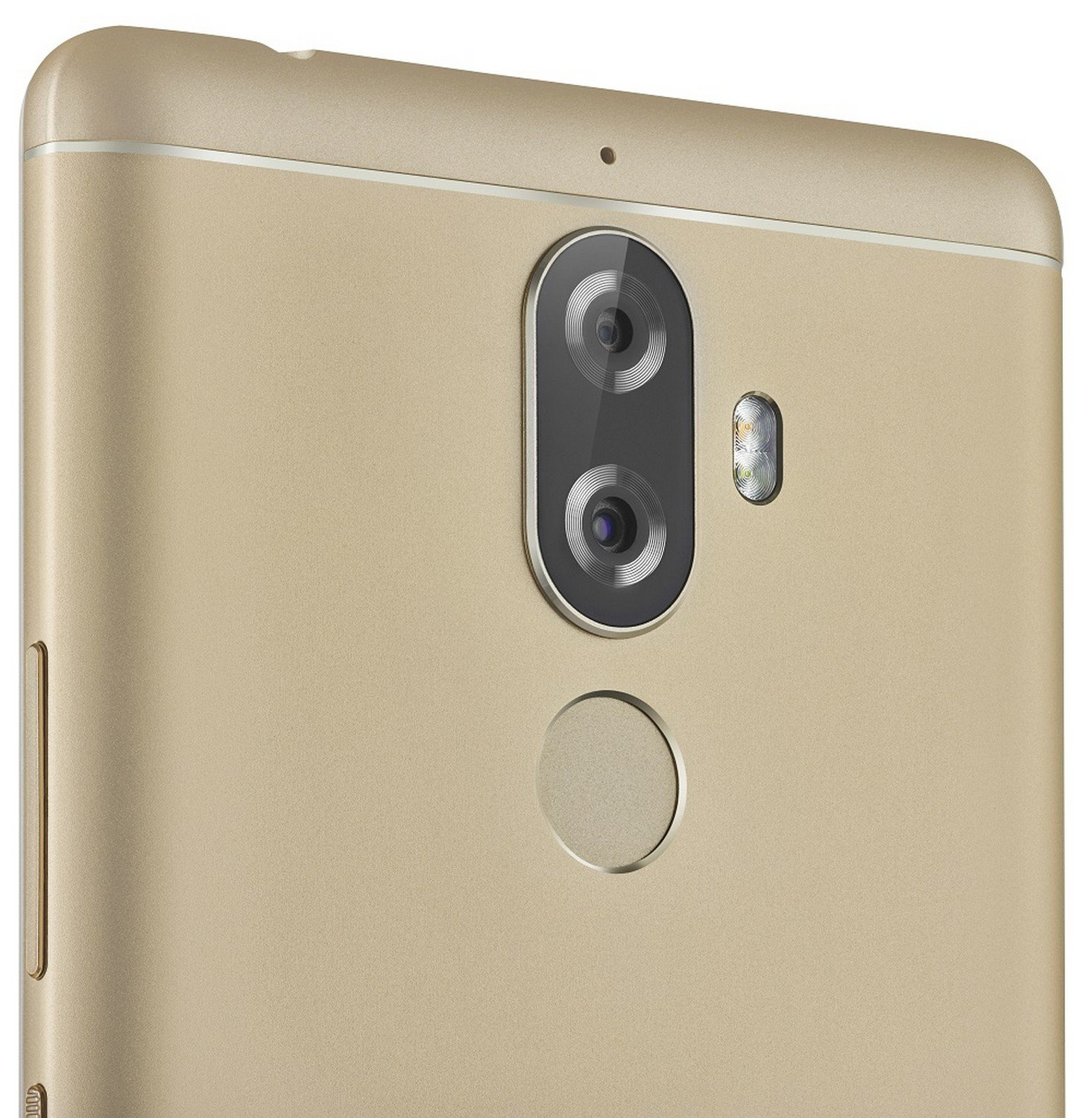 lenovo k8 note fine gold 4gb with new system update