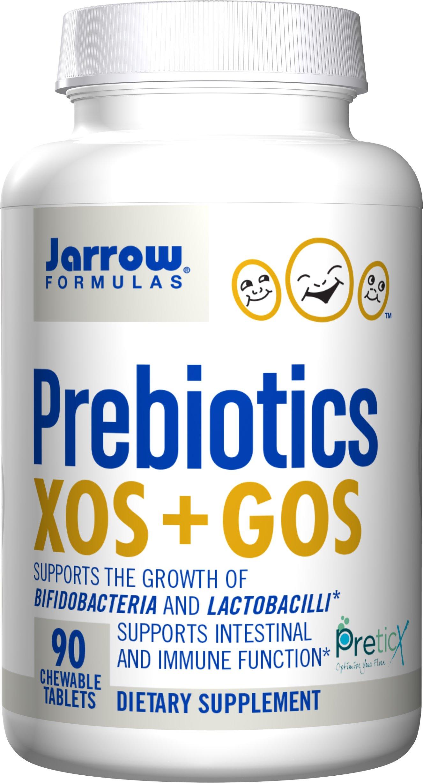 Jarrow Formulas Prebiotics XOS plus GOS, 90 Count