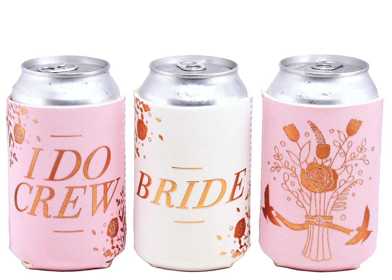 Amazon.com: Bachelorette Party I DO Crew 11 Pack, Bridal Shower ...