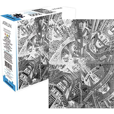 Masse Atrium 1000 Pc Puzzle: Toys & Games