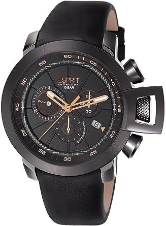 Esprit Collection - EL101831F05 - Montre Homme - Quartz - Chronographe - Chronomètre - Aiguilles Lumineuses