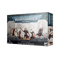 Adepta Sororitas Celestian Sacresants Warhammer 40,000