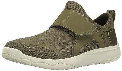 Teva Women's W Arrowood Swift Slip on Hiking Shoe, Dark Olive, ...