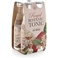 East Imperial Royal Botanic Tonic Water 4-Pack, 600ml (Pack of4)