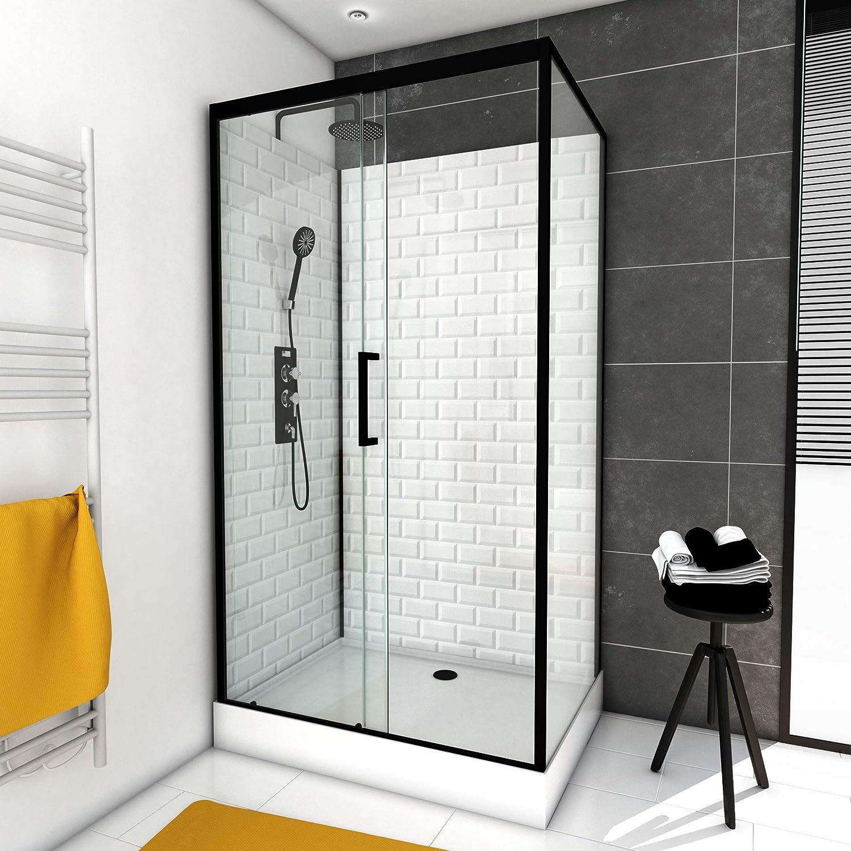Aurlane CAB204 - Cabina de ducha, multicolor: Amazon.es: Bricolaje y herramientas