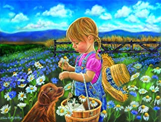 product image for Country Girl 300 pc Jigsaw Puzzle by SUNSOUT INC