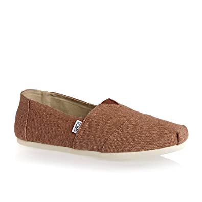 TOMS Classic Herren Schuhe Braun: : Schuhe