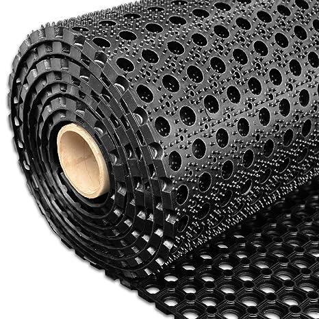 M8 Schwarz Kunststoff Verstellbare Möbelfüße Nivellierfüße Tischbeingerät 20pcs