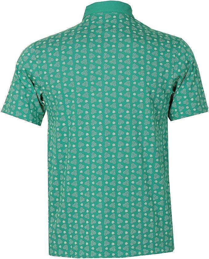 UKMiniMarket - Polo - para hombre Verde verde menta S: Amazon.es ...