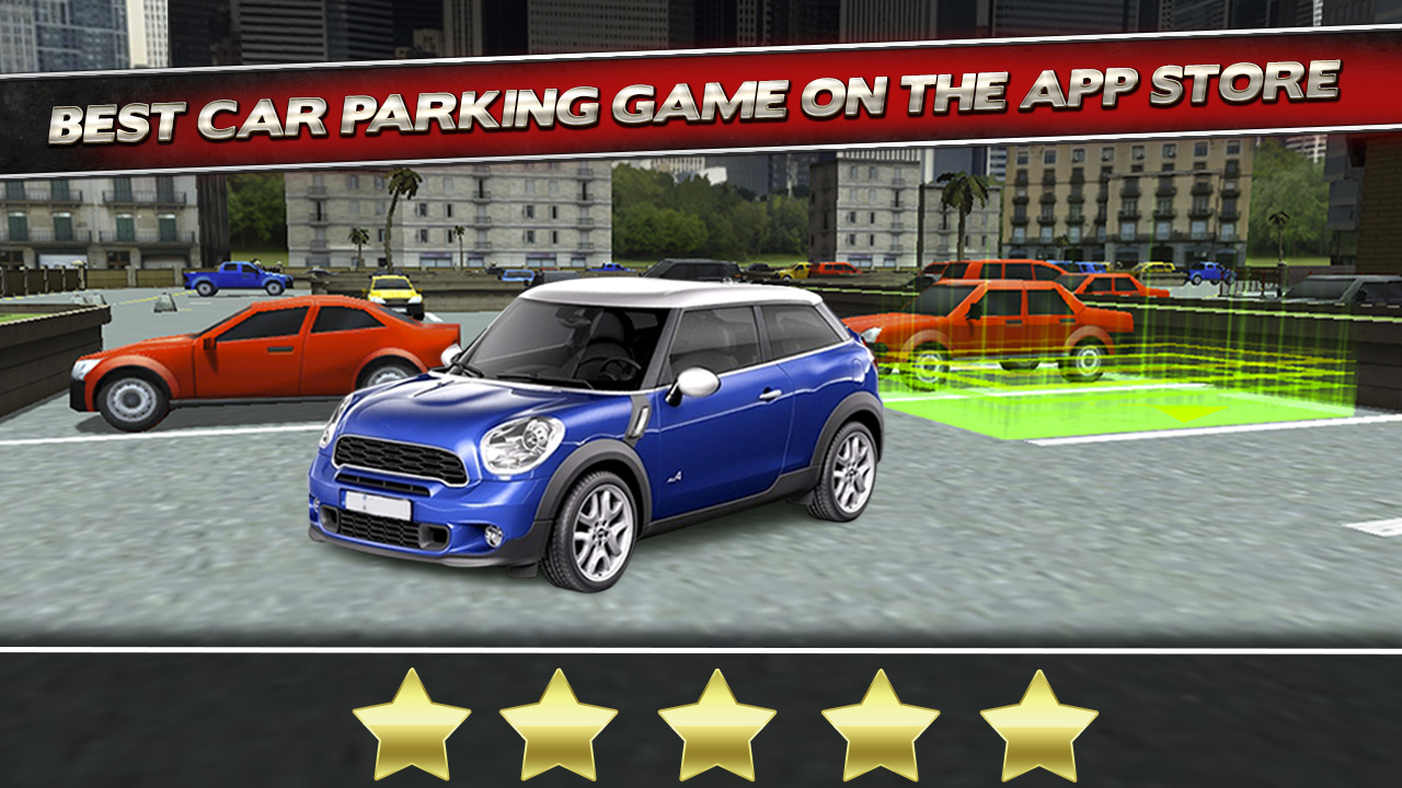 Amazon Com 3d Car Parking Simulator Game Real Limo And Monster Truck Driving Test Park Racing Games Free Appstore For Android