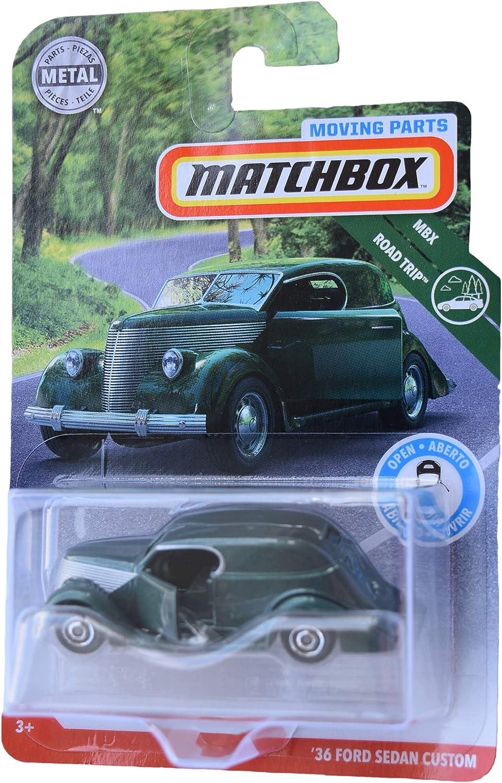 Matchbox /'75 Chevy caprice Pink MBX Highway 2019 nuevo