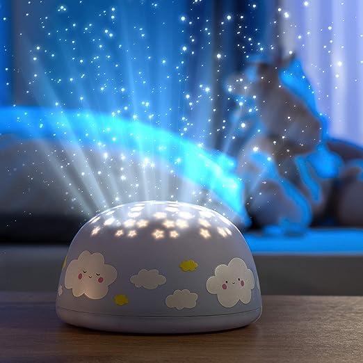 Luz nocturna LED para niños
