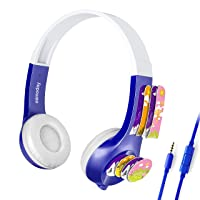 Amazon.com deals on Mimoday 6556 Kids Over-Ear Headphones
