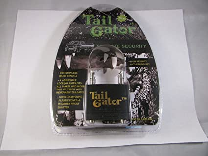 Tail Gator tail gate security locks