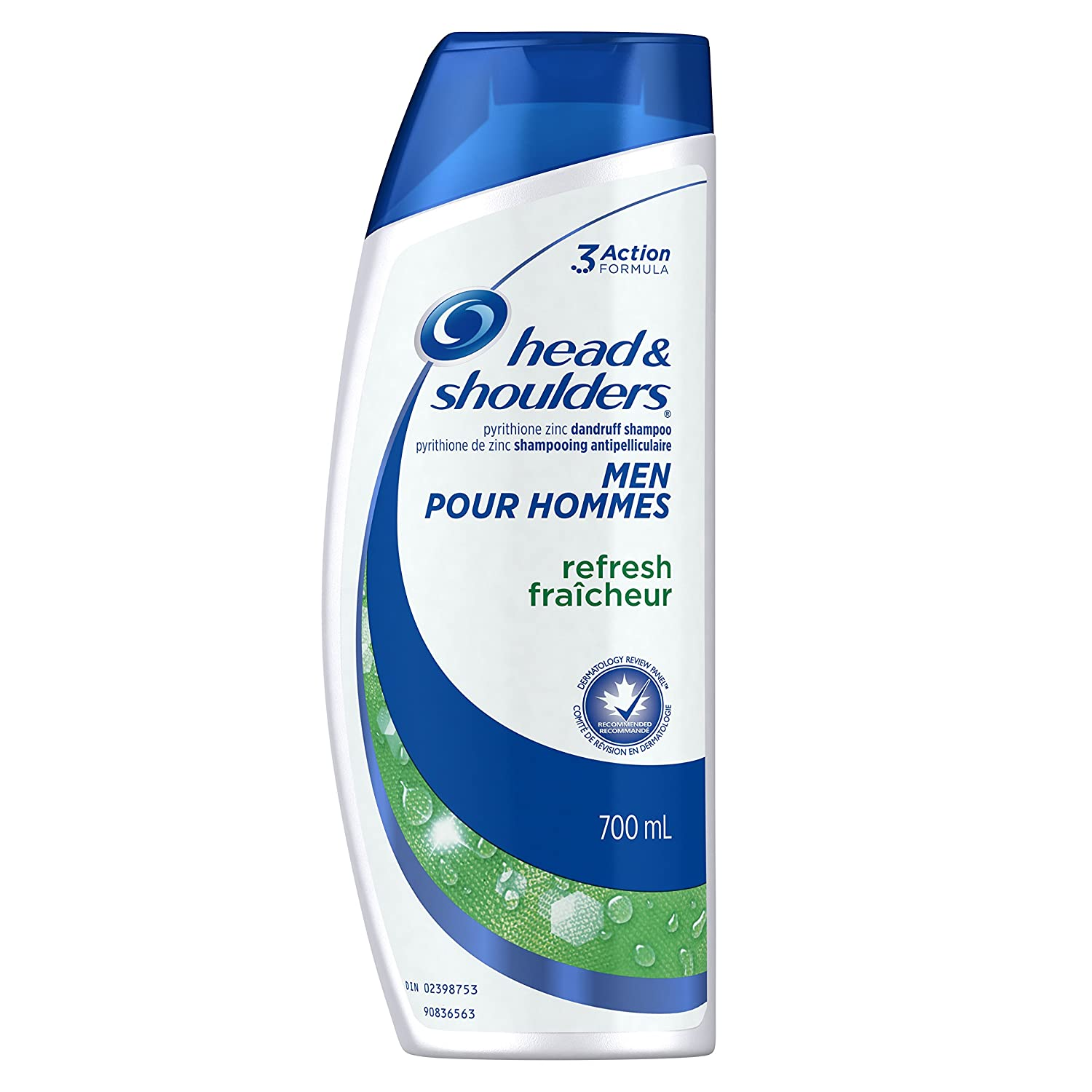 Head and Shoulders Refresh Anti-Dandruff Shampoo For Men 700mL Head & Shoulders