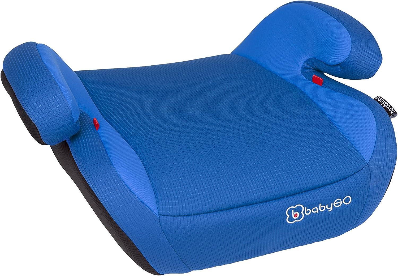 morbido babygo 3602/ECE R44//04/sizfl/äche seduta SFODERABILE E lavabile misura grande