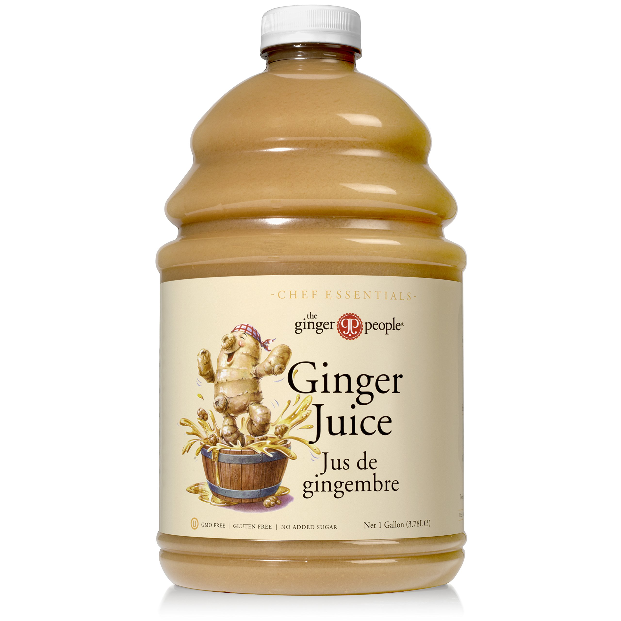 The Ginger People Ginger Juice - One Gallon (128 Fluid Ounce)