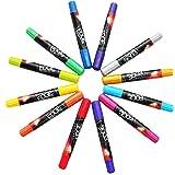 Edge Blendable Hair Color Chalk Chalkers - Color Essentials Set