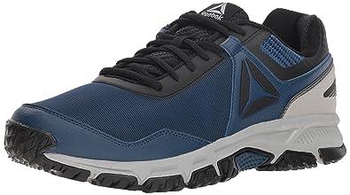 Reebok Men's Ridgerider Trail 3.0 Walking Shoe, Bunker Blue