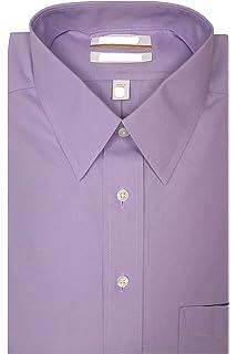 Gold Label Roundtree /& Yorke Non Iron Regular Point Collar Stripe Dress Shirt Y75DG002 Royal Blue