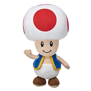 Amazon Com Super Mario Kong Luigi Toad Yoshi Plush Soft Toys 5