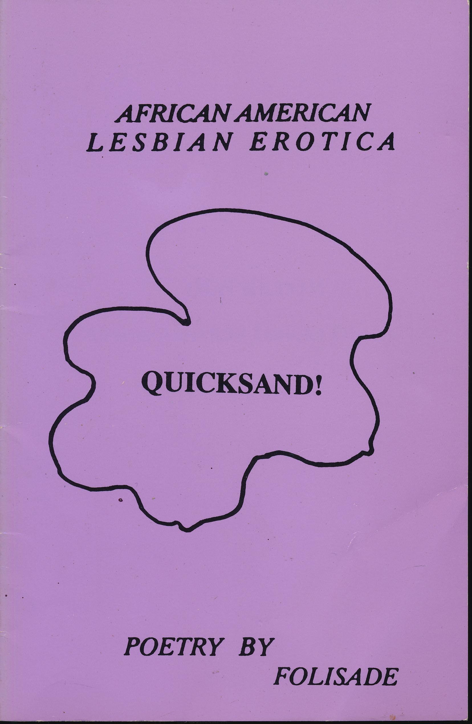 Will not lesbian erotica poetry