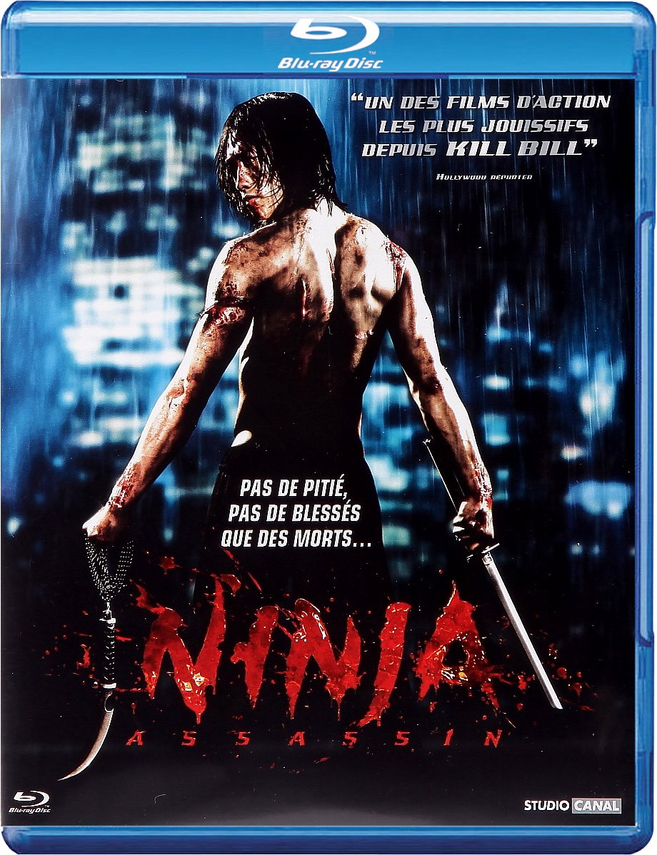 Ninja Assassin [Francia] [Blu-ray]: Amazon.es: Rain, Naomie ...