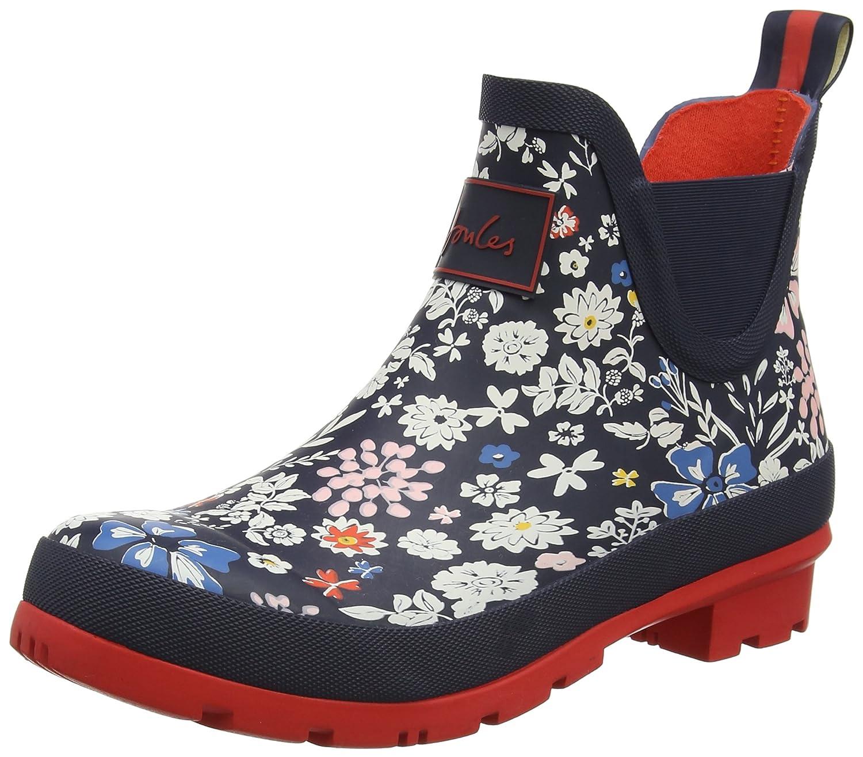 Joules Women's Wellibob Rain Boot B06VV5N539 6 B(M) US|French Navy Ria Ditsy