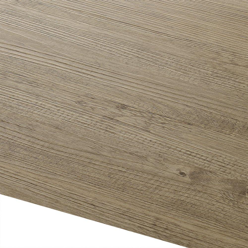 [neu.haus] Suelo de vinilo - PVC (1m² ) autoadhesivo - suelo de diseñ o - laminado (7 planchas = 0, 975 m2) roble- edició n natural 975 m2) roble- edición natural