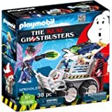 Playmobil - Ghostbusters Spengler with Cage Car - 9386