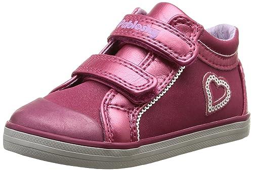 PABLOSKY 928270 - Deportivo botín velcros Infantiles, Color Rosa, Talla 20: Amazon.es: Zapatos y complementos