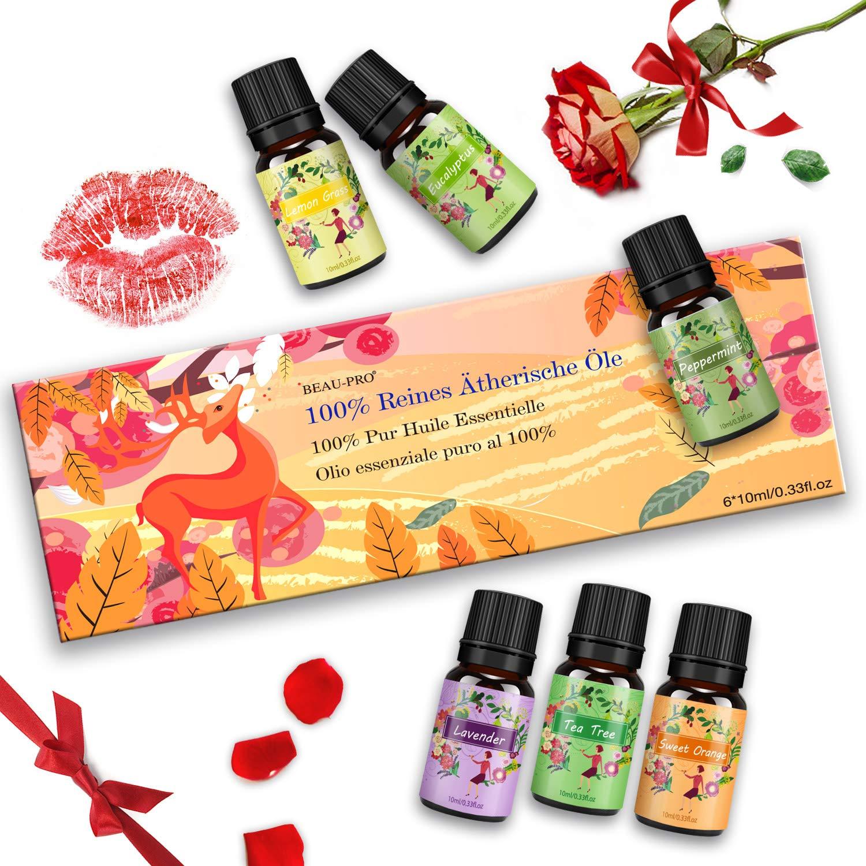 Aromaterapia Aceites Esenciales para Humidificador
