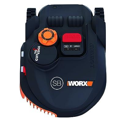Worx S500 I - Robots cortacesped - 500 m²