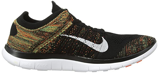 more photos a0ee2 40dd8 Amazon.com | Nike Free 4.0 Flyknit Men's Running Shoes | Road Running