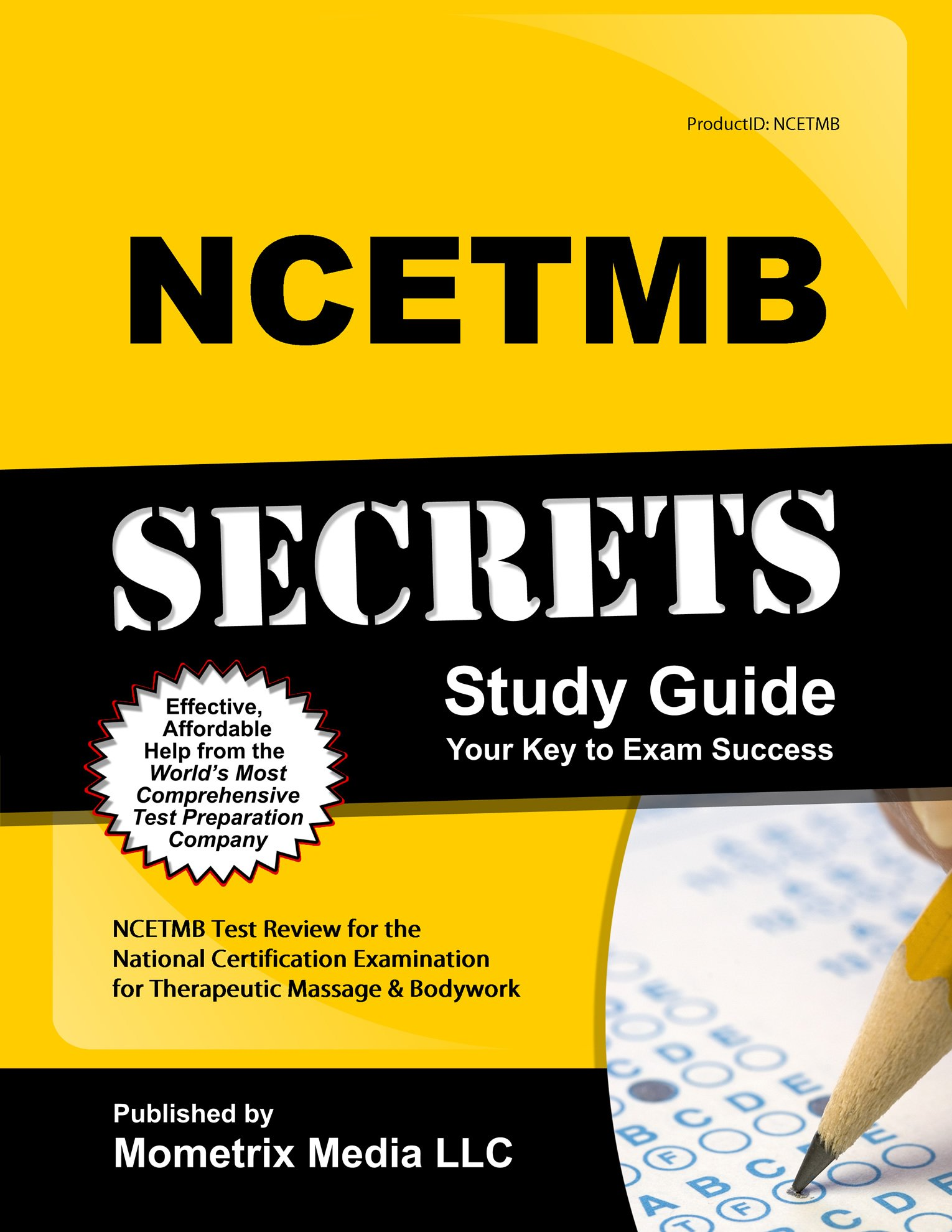 Ncetmb Secrets Study Guide Ncetmb Test Review For The National