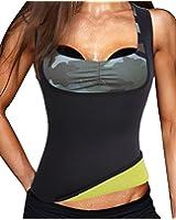 Women's Hot Sweat Slimming Neoprene Plus Size Vest Body Shapers for Fat burner