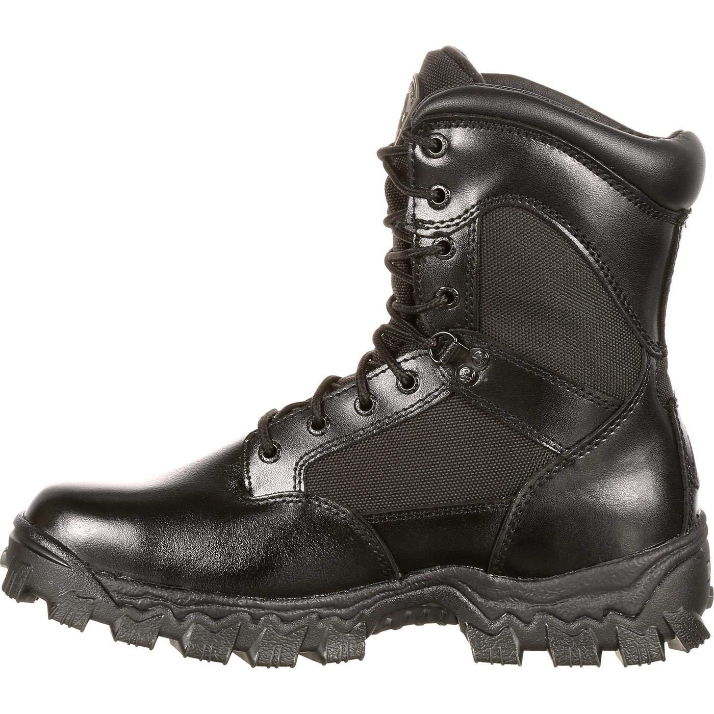 ROCKY Alpha Force Womens Waterproof Public Service Boot