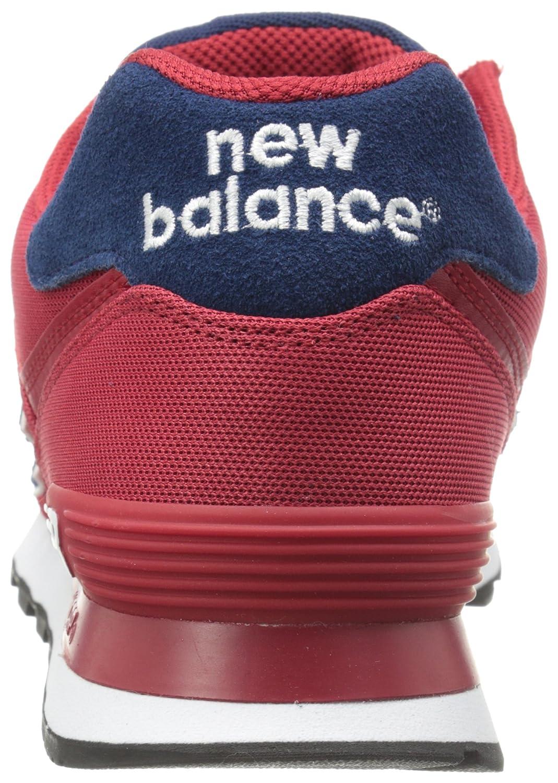 New Balance Men's ML574 Pique Polo Pack Classic Runner Sneaker