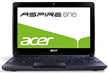 "Acer Aspire One AOD257-N57DQkk - Portátil de 10.1"" (Intel Atom N570,"
