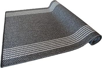 150x200 cm wasserdurchl/ässig mit Drainage-Noppen Rasenteppich Kunstrasen Standard gr/ün Velours Weich Meterware verschiedene Gr/ö/ßen