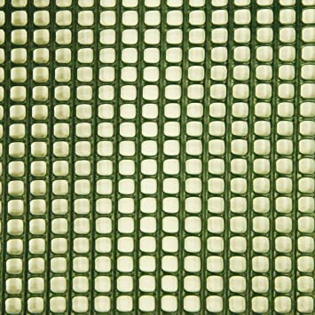 Plastic Garden Fencing 1m x 10m Green 5mm Green Netting Fence Mesh - Ideal  for Plant, Pet, Vegetable Protection Screening and Climbing Plant Support