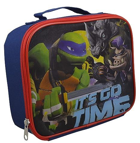 Nickelodeon TMNT Ninja Turtles - Fiambrera aislante, color ...