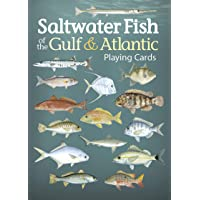 Saltwater Fish of the Gulf & Atlantic Playing Cards