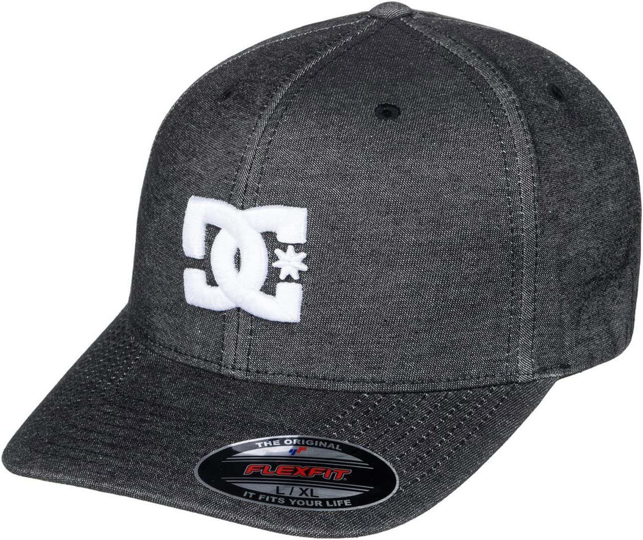 DC Shoes Capstar TX-Gorra Flexfit para Hombre: DC Shoes: Amazon.es ...