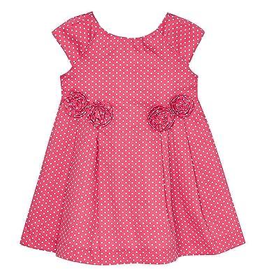 Festliches kleid madchen pink