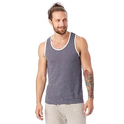 Alternative Men's Eco Jersey Marine Tank at Amazon Men's Clothing store