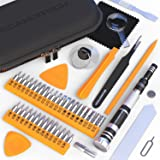 Precision Screwdriver Set - 35 Bit Tool Kit & 9 Tools for iPhone, Samsung, Computer Repair