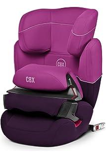 CBX por Cybex Aura, Silla de coche grupo 1/2/3, gris ...